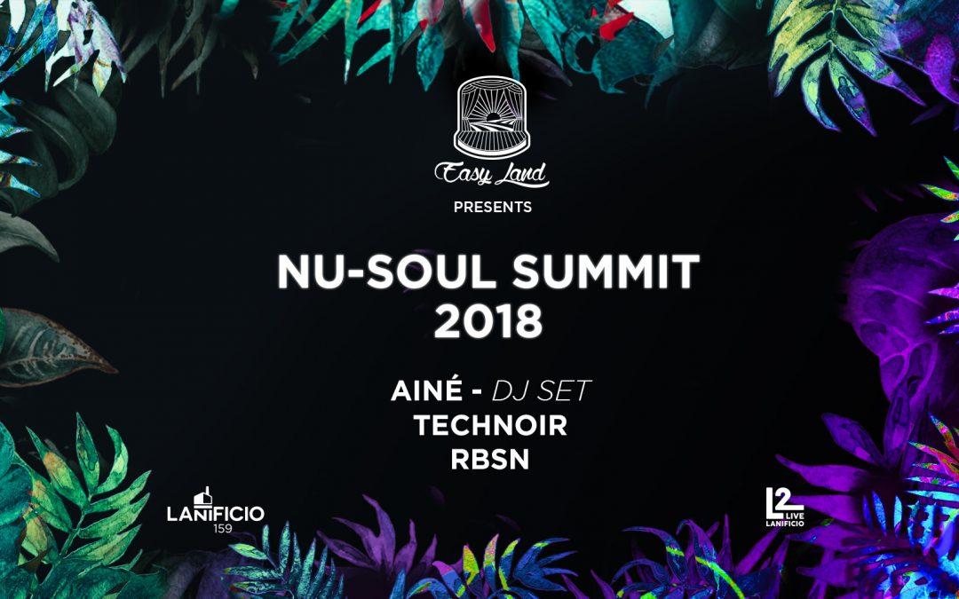 Nu Soul Summit 2018