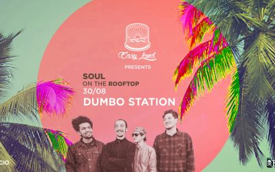 30/08 – Dumbo Station on the rooftop
