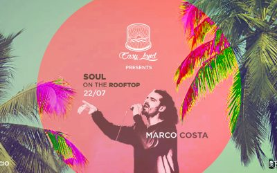 22/07/2018 – Soul on the rooftop – Marco Costa
